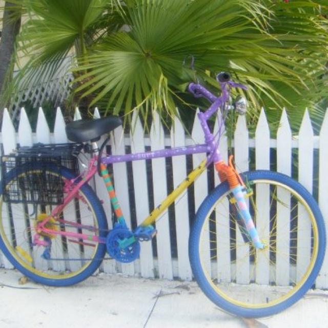 Key West bikePinterest Pin, Keys West, Bikes Riding, Places Pinterest, Key West, Favorite Pin Terest, Bikes Bikes Biks, Beach Life, West Bikes