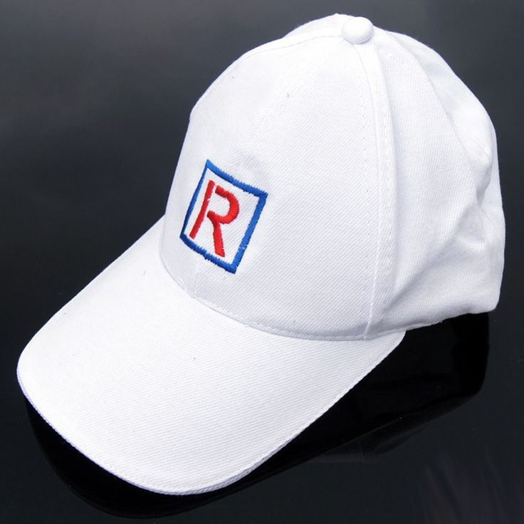 Free shipping Anime The Prince of Tennis Ryoma Echizen Cosplay Adjustable Embroidery Summer Sun Hat White Color