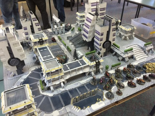 Image Result For Imperial Military Base With Images Warhammer
