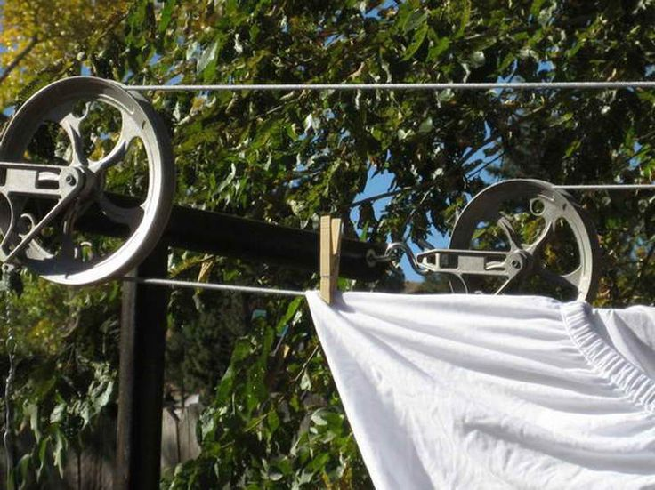 How To Build A Clothesline Interesting 24 Best How To Build A Clothesline Images On Pinterest  How To Design Inspiration