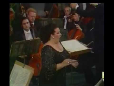 OPERA: Tristan und Isolde SINGER: Montserrat Caballe ARIA: Liebestod COMPOSER: Wagner