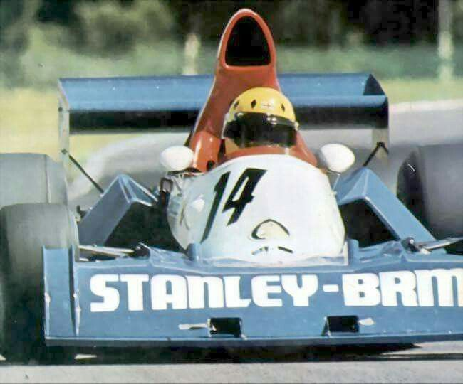 Mike Wilds, BRM...