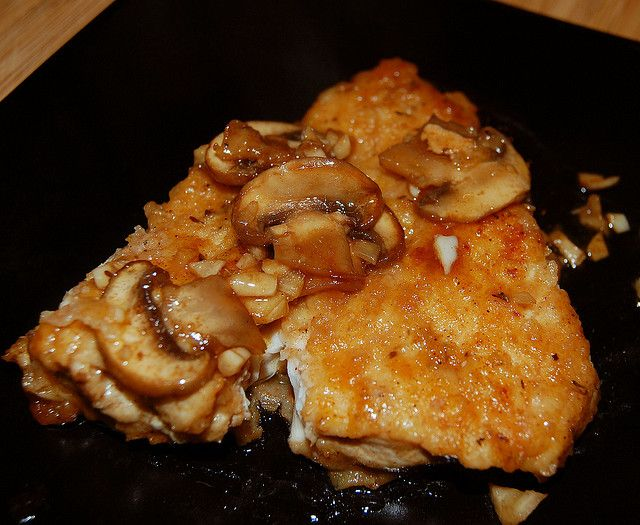 how to make chicken marsala without wine