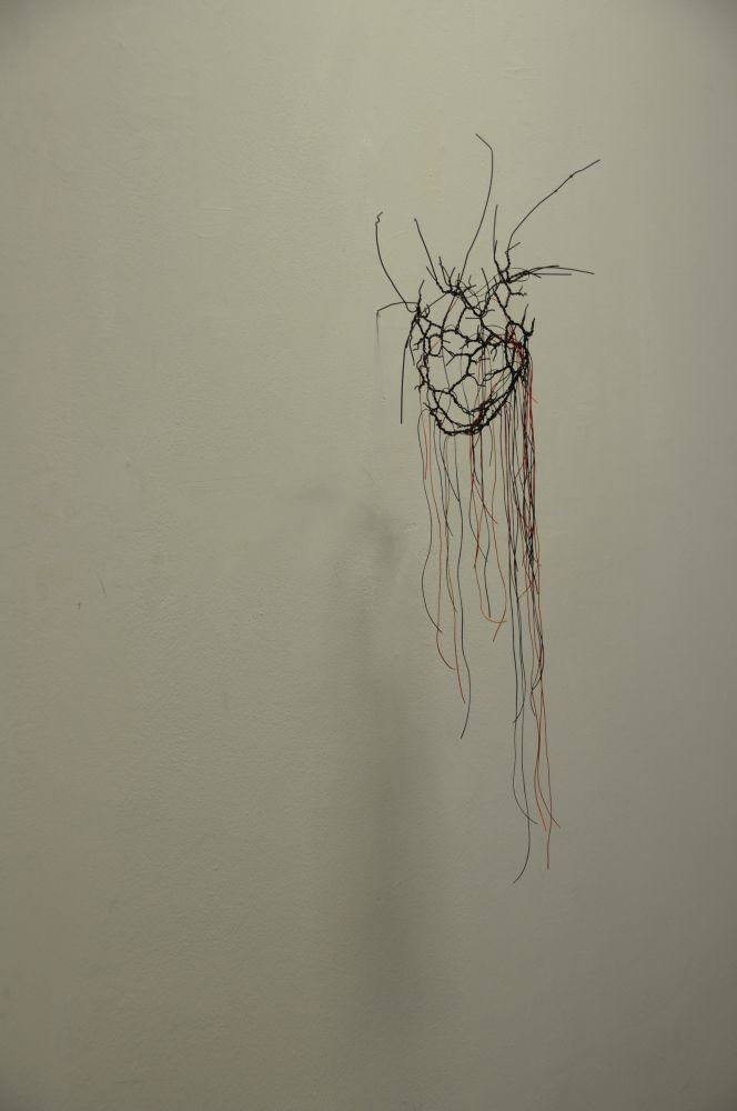 David Oliveira Draws Pictures With Wire   The Huffington Post