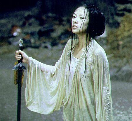 """""""crouching tiger hidden dragon"""", I LOVE Zhang Ziyi"""