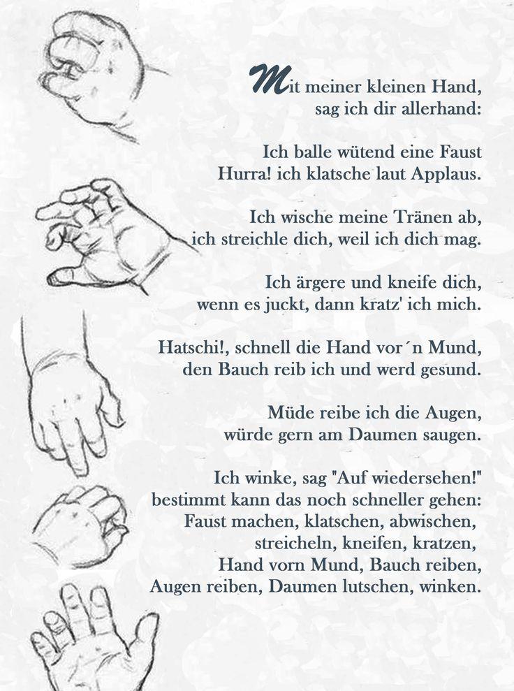 Pin von Monika Kronschnabl auf ALLES | Fingerspiele