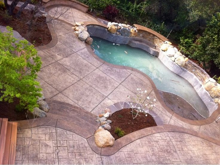 20 best stamped concrete images on pinterest | stamped concrete