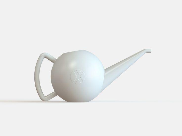 #BOWLI, A new 2,5L #xala watering can.