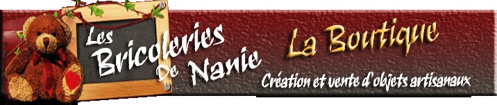 www.lesbricoleriesdenanie.fr