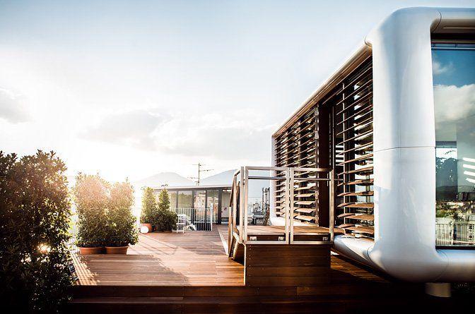 The Graz Cube, Graz, Austria | holiday homes, holiday rentals