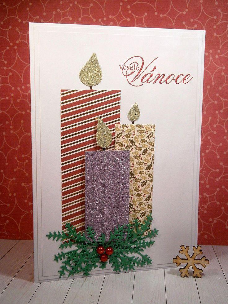 Přání - veselé Vánoce IV.