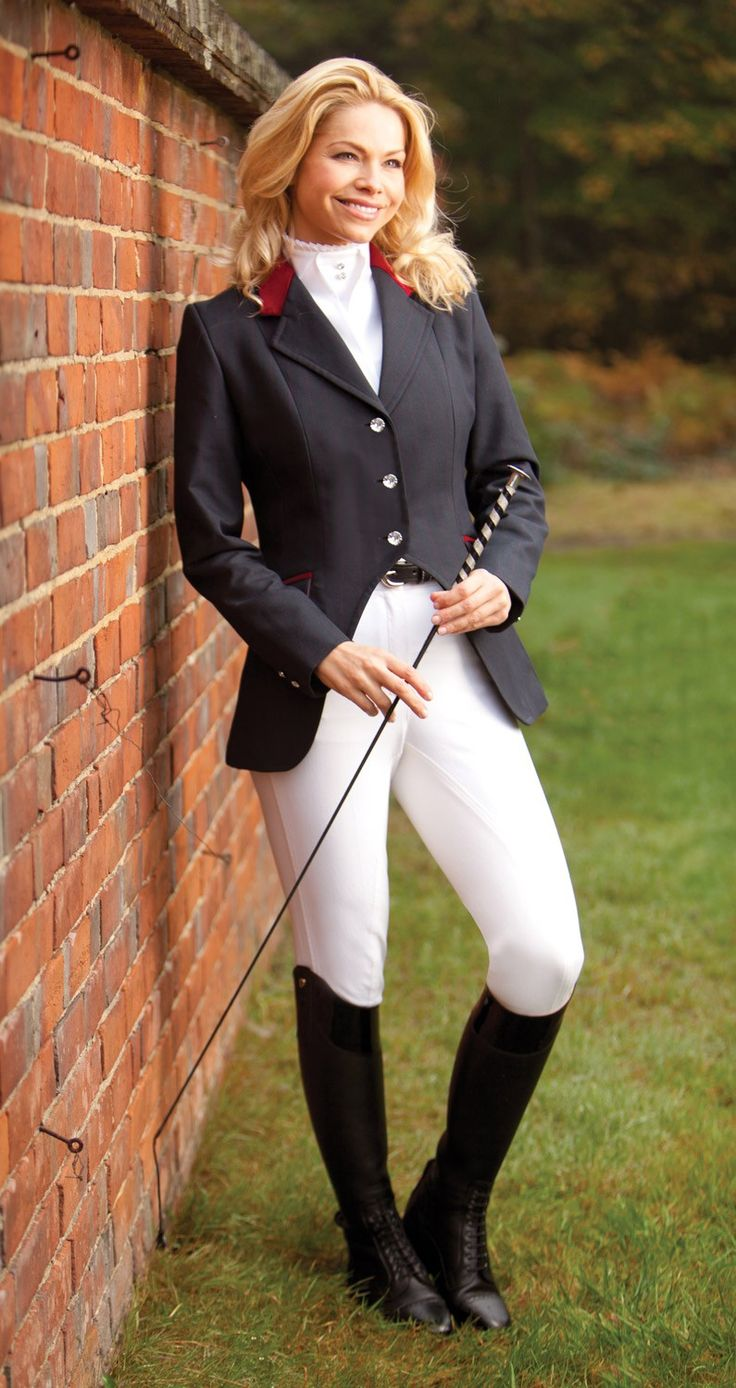 122 best Dressage Fashion images on Pinterest | Equestrian ...