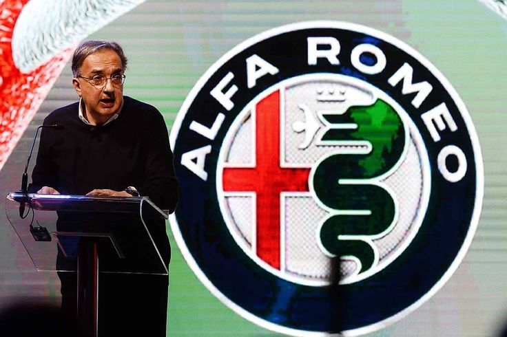 Fiat Chrysler CEO Sergio Marchionne had big hopes for selling Alfa Romeo sports cars in...
