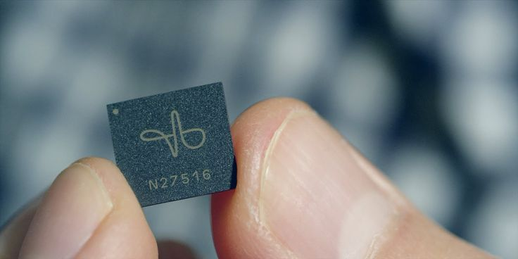 Project Soli - Small Sensor Device That Uses Radar to Control Electronics With Hand Gestures
