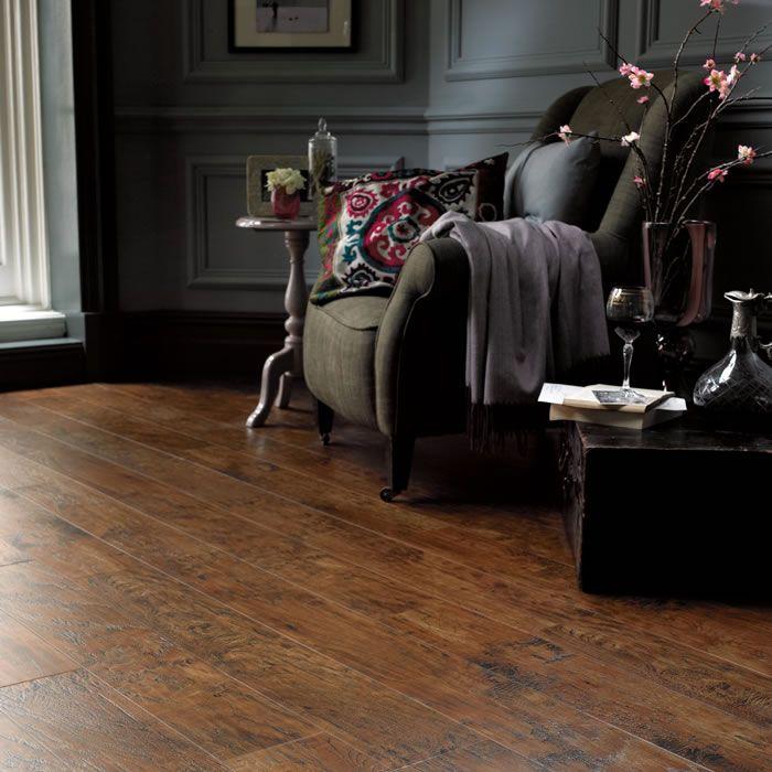 Karndean Art Select Hickory Paprika EW01 Vinyl Flooring - FlooringSupplies.co.uk