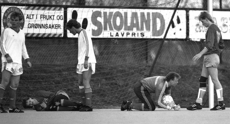 Moss Avis - Fra arkivet: Ekholt Ballklubb 1980-1990-tallet
