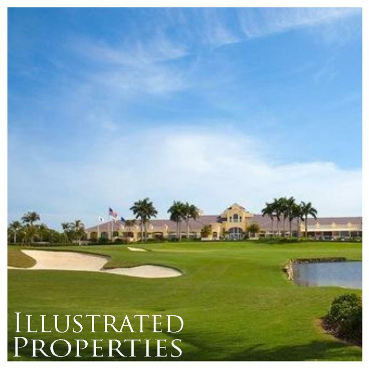 Gorgeous Golf Course View In Palm Beach Gardens, FL #illustratedproperties  #countryclubliving #golfcourseview #dreamhome #luxury #luxuryhome #milliu2026