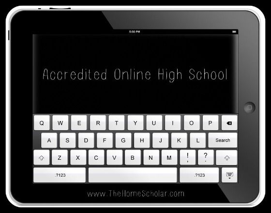 Accredited Online High School