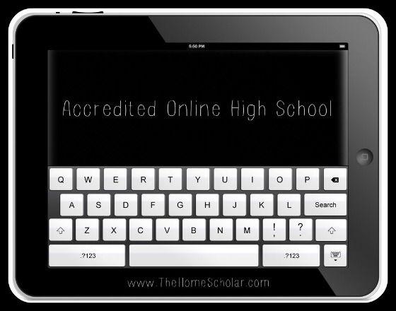 Accredited Online High School