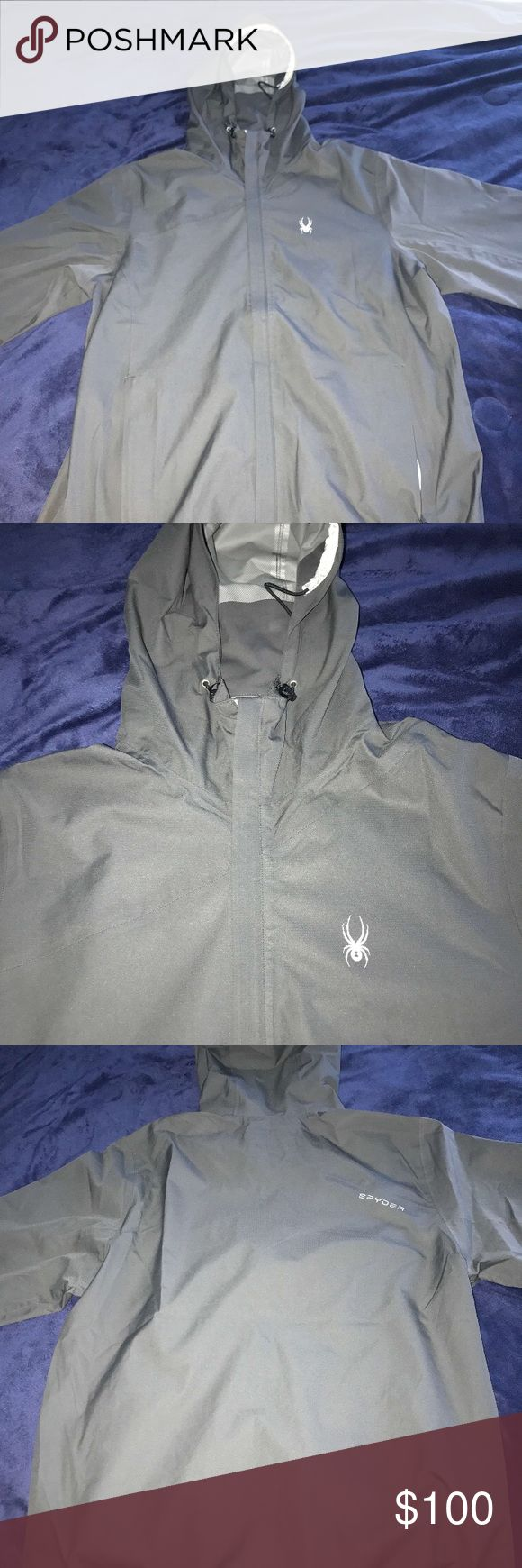 Spyder Shell Jacket Spyder Bayse Shell Jacket Men's size medium. Never worn brand new. Spyder Jackets & Coats Ski & Snowboard