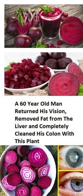 Doctors Have No Explanation. The Combination Of These 3 Foods Will Return Your Vision And Cleanse Your Liver - DIY AND CRAFTINESS