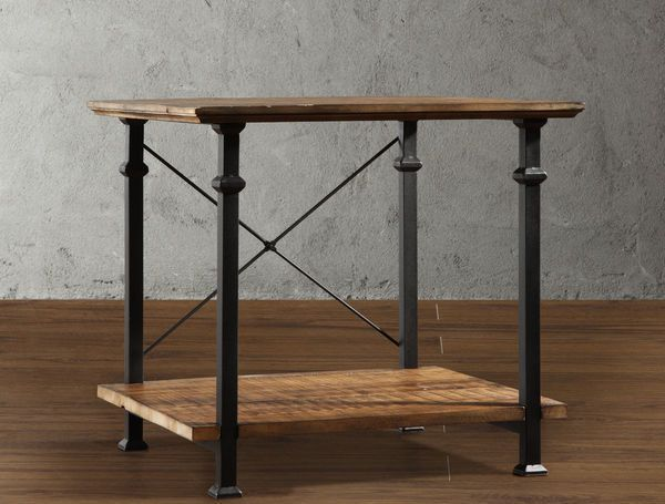 47 best Industrial Tables images on Pinterest   Industrial ...