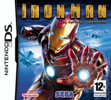 Covers & Box Art: Iron Man: The Video Game - DS/DSi (1 of 2)