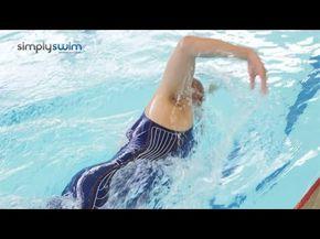 Swim Drills to Increase your Stroke Technique - www.simplyswim.com - YouTube