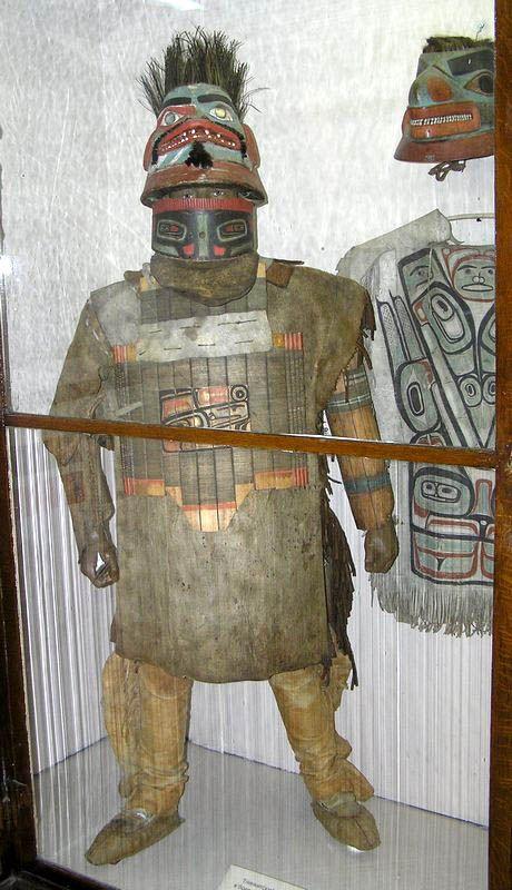 Tlingit armour                                                                                                                                                                                 More