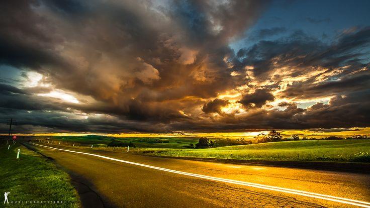 Shining Sunset by IGCreative Image on 500px