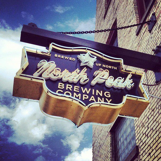 North Peak Brewing Co is a Traverse City restaurant and bar