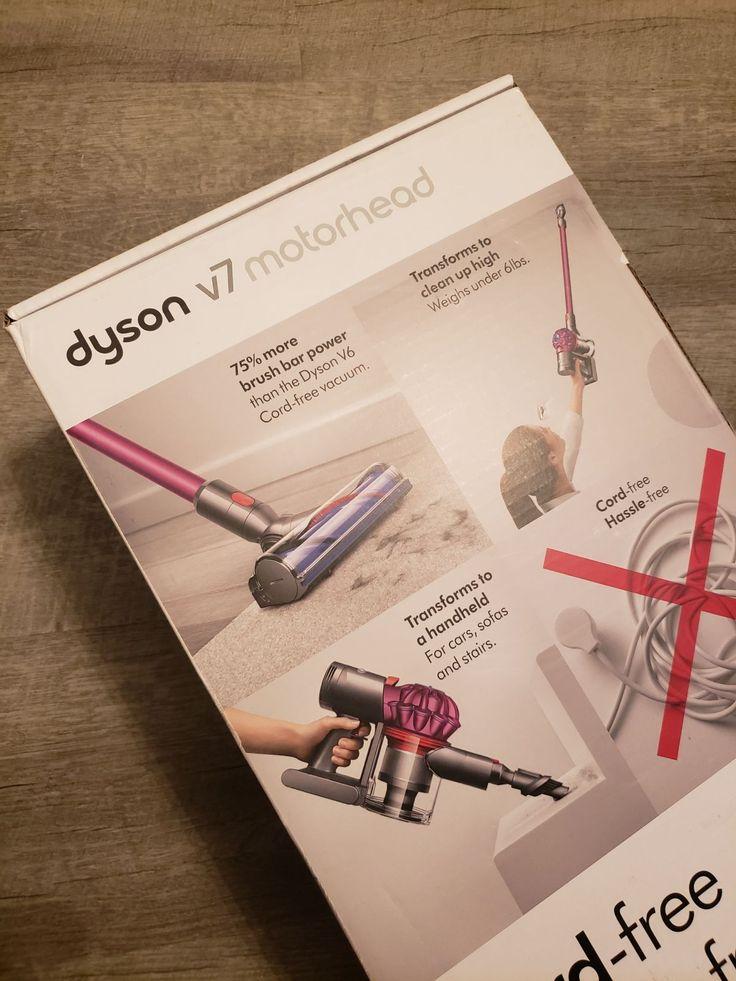 15++ Dyson v7 animal cord free stick vacuum images