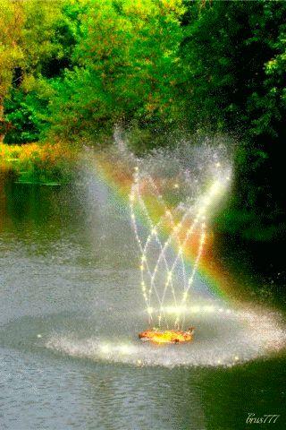 Animated Fountain