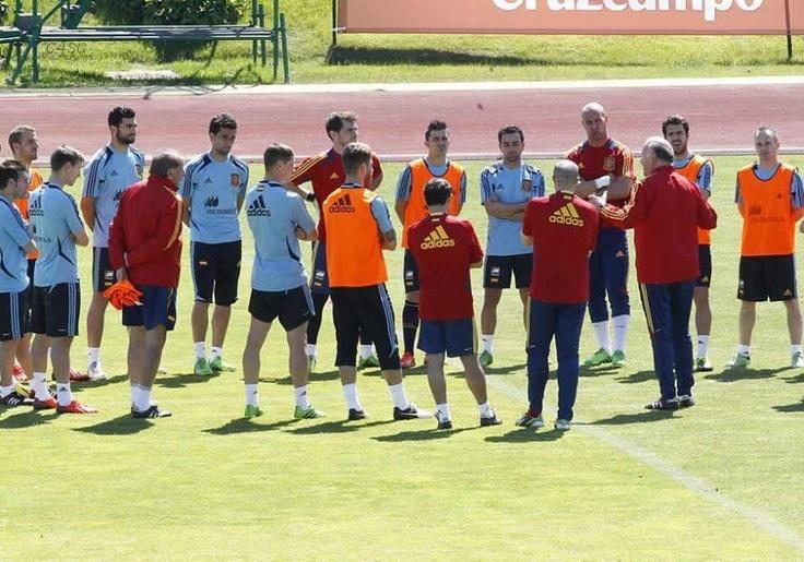 sesi training Spain
