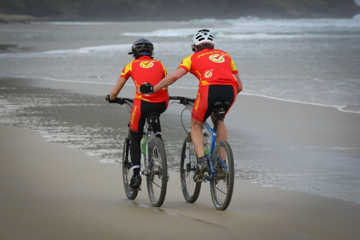 Travel to Umngazi to ride the Pondo Pedal mountain bike race on the Wild Coast in the Eastern Cape of South Africa.