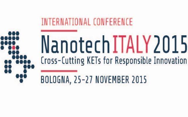 Al via il 25 novembre la tre giorni di NanotechItaly Ben 11 sessioni parallele, sei workshop tematici, 115 oratori nel corso di 50 ore di lavori e interventi, e infine cento contributi poster. Sono i numeri, in estrema sintesi, della conferenza interna #nanotechitaly #2015 #bologna