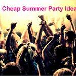 10 Cheap Summer Party IdeasMiss Millennia Magazine