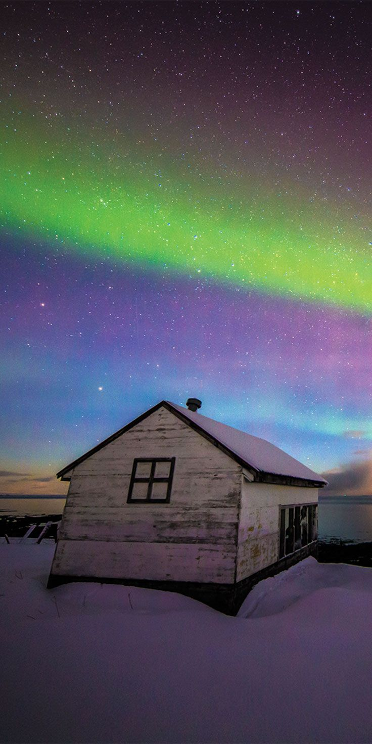 Capturing the Northern Lights in Iceland - by Sean Scott
