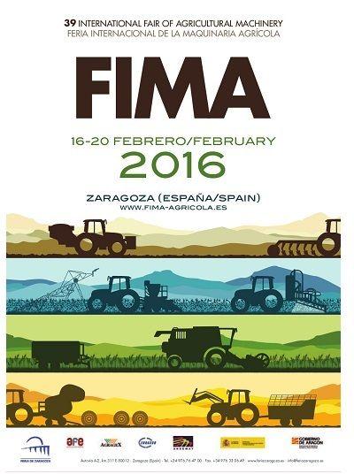 Zaragoza acoge desde hoy la edición 2016 de la Feria Internacional de Maquinaria Agrícola | Mercados de Medio Ambiente