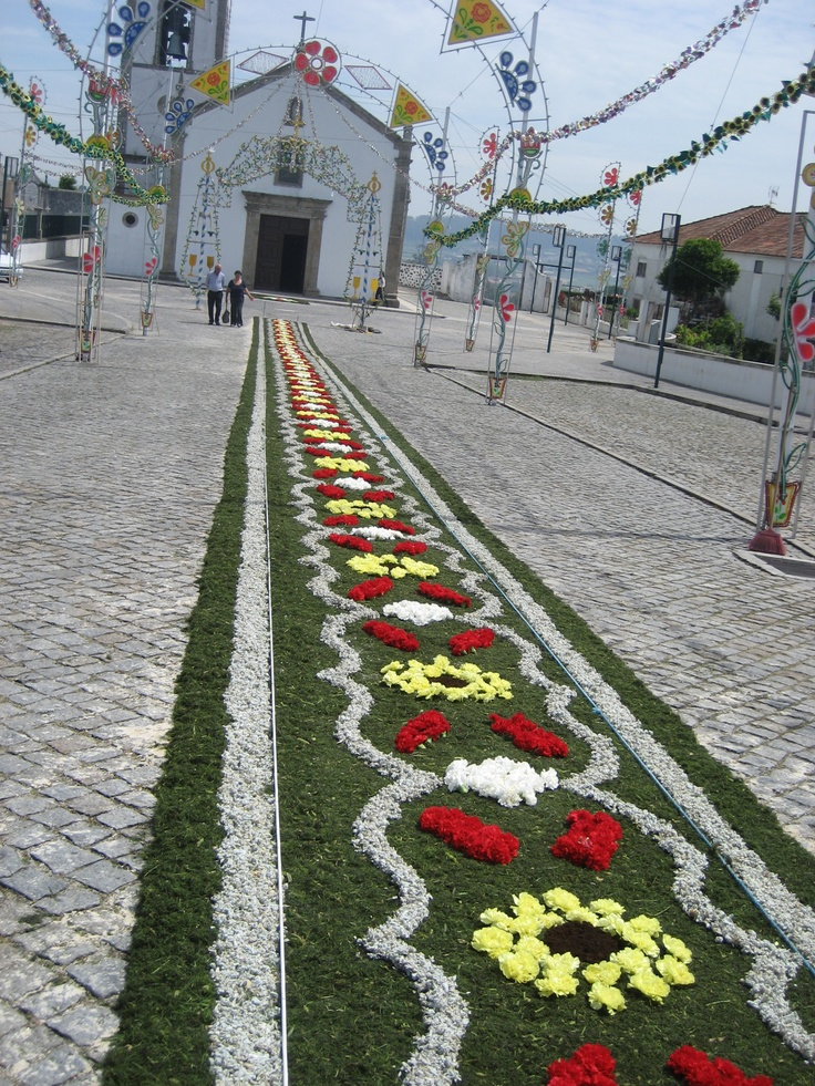 138 best images about alfombras corpus on pinterest antigua guatemala carpets and camino de - Alfombras portugal ...