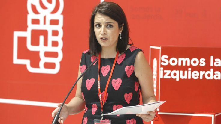 Lastra (PSOE): En Cataluña se ha creado un caldo de cultivo de odio contra jueces y fiscales