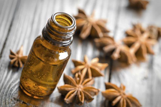 Aumentar el busto con aceites esenciales