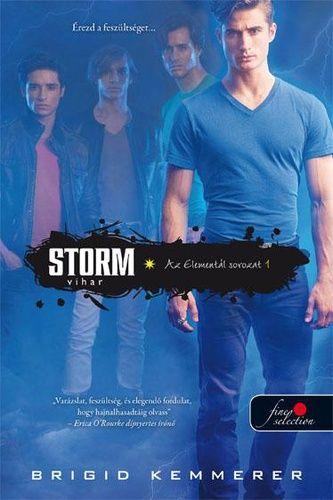 Brigid Kemmerer: Storm – Vihar