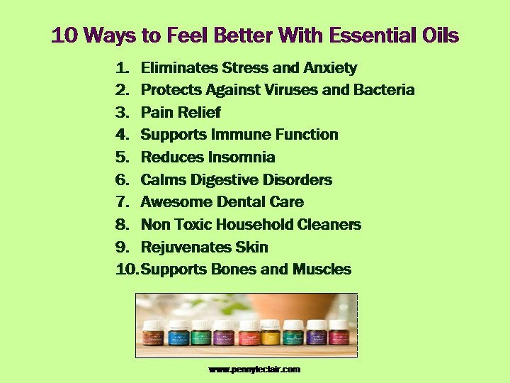 483 Best Young Living Essential Oils Images On