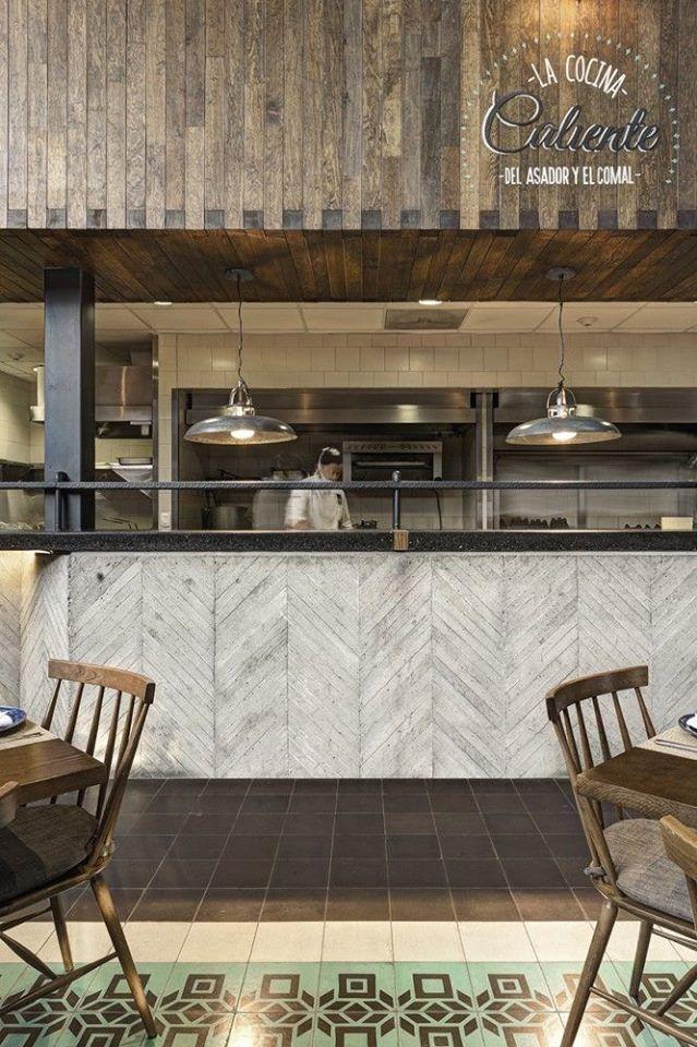 Small Bar Kitchen