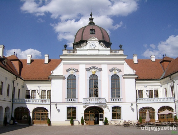 Grassalkovich-kastély - Gödöllő, Hungary