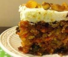 Recipe Moist Carrot Cake by pkwilly - Recipe of category Baking - sweet