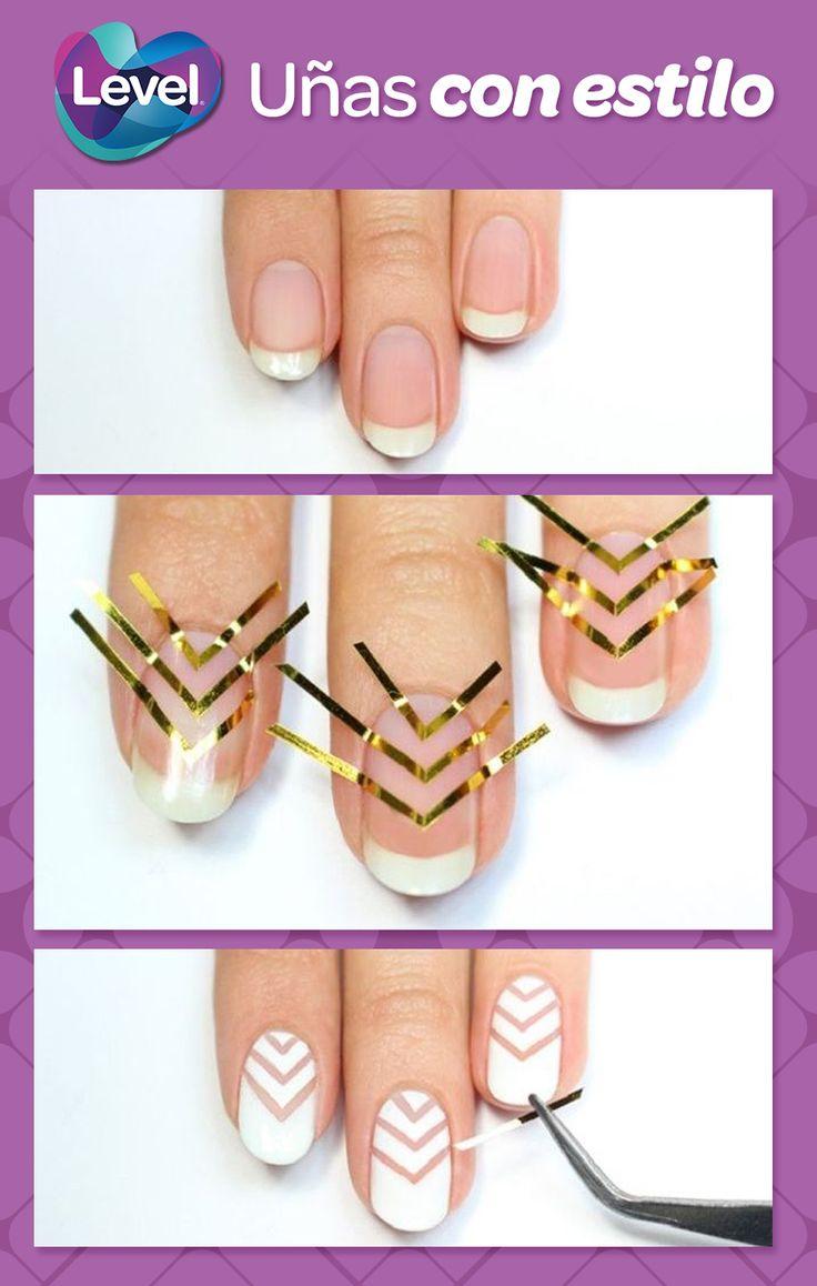Mejores 24 imágenes de Diseño de Uñas en Pinterest | Diseño de uñas ...