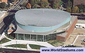 Verizon Wireless Arena in Manchester NH.