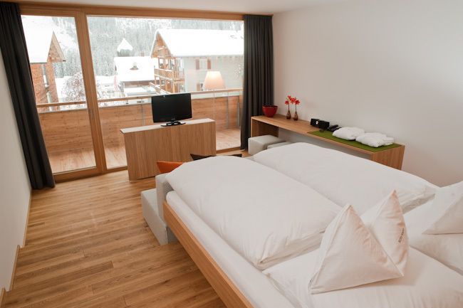 Alpen Sport Resort Rote Wand: Hotel in Lech,Lech Zürs am Arlberg